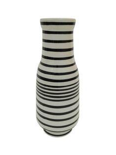 Palomino Striped Floor Vase