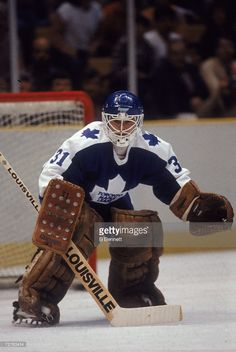 canadian-ice-hockey-player-allan-bester-goalkeeper-for-the-toronto-picture-id72763414 (685×1024) Ice Hockey Players, Hockey Goalie, Hockey Games, Toronto Pictures, Goalie Mask, Cool Masks, Nfl Fans, Sports Figures, Toronto Maple Leafs