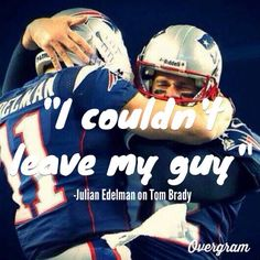 Edelman isn't going anywhere!  I love this with TOM and Jules   have to pin it again!      He will be back! JE 11
