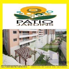 Patio Jardins, apartamentos 2 e 3 Quartos, Acupe de Brotas, Salvador