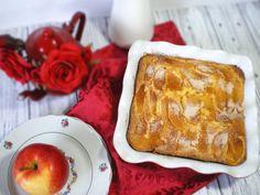 Tarta Sueca de Manzana – Enganchados a la Cocina