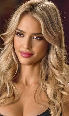 Beautiful Blonde Girl, Face, Beauty, Blonde Beauty, The Face, Faces, Beauty Illustration, Facial