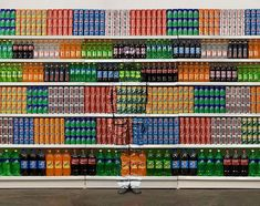 Meet Liu Bolin, the real-life Invisible Man from China, an artist with the ability to disappear in any surroundings.