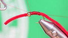 How to tie a San Juan Worm on Vimeo