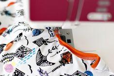 Kuinka huolitella pääntie kaksoisneulalla – Käsityökekkerit Sewing, Dressmaking, Couture, Stitching, Sew, Costura, Needlework
