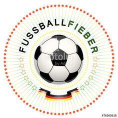 Vektor: fussball