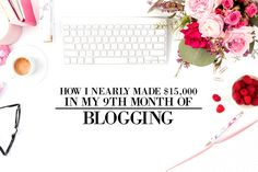 This post may contain affiliate links. First let me say that working from home definitely beats the 9-5, and that's coming from…