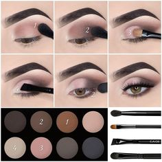 Would you wear that matte look? 💖 Use makeup make up aesthetic Would you wear this matte look? 💖 Use make-up – Would you wear that matte look? 💖 Use makeup make up aesthetic Would you wear this matte look? 💖 Use make-up – Contour Makeup, Eyebrow Makeup, Makeup Eyeshadow, Makeup Brushes, Make Up Contouring, Eyeshadow Palette, Flawless Face Makeup, Mask Makeup, Eyeshadow Tips