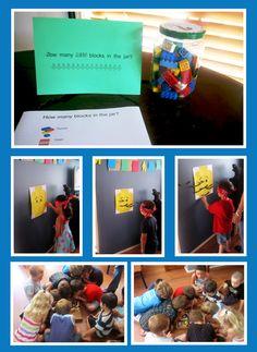 Lego Game ideas