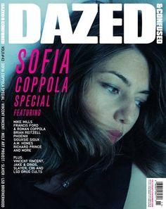 Dazed and Confused November 2006 : Sofia Coppola by Yelena Yemchuk - Page 2 Dazed Magazine, Cool Magazine, Magazine Covers, Pale Blue Eyes, Phoenix Art, Dream Photography, Fashion Photography, Sofia Coppola, Dazed And Confused