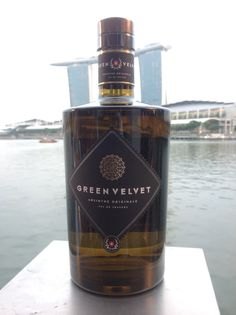 JOIN US at the WINEFIESTA 2013 in Singapore - Absinthe Green Velvet.