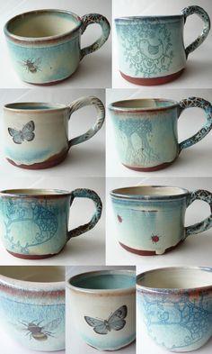 Julia Smith mugs