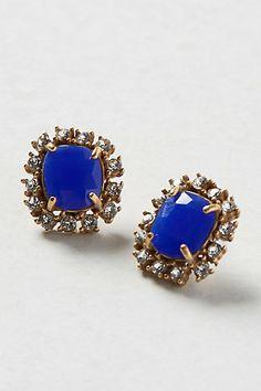 cobalt jewel studs