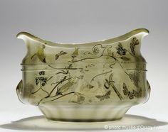 1885 - Vase by Emile Galle.