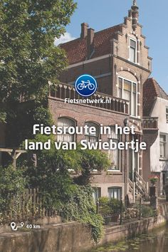 Walking Routes, Holland, Staycation, Travel With Kids, Places To Travel, Netherlands, Van, Camping, Mansions