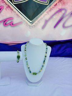 Genuine Peridot Crystal Set  #Age #blue #Clear #CrystalHealing #genuinestones #Green #healing #makeitaset #Necklaces #New #peridot #PRECIOUS #Quartz #real #Spiritual #yellow