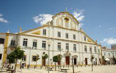 Viajar e descobrir: Portugal - Portimão - Antigo colégio dos Jesuítas - Igreja do Colégio dos Jesuitas