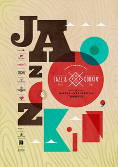 JAZZ & COOKIN´ festival. Valencia 2015 Valencia, Jazz Festival, Norway, Movie Posters, Art, Spain, November 8, Festivals, Concerts