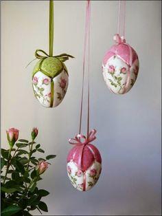 Милые сердцу штучки: Кинусайга: Пасхальные яйца. МК от Akademia Rękodzieła…