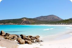 Esperance, West Australia (home) Australia Travel, Western Australia, Australia Living, Dream Vacations, Vacation Trips, Great Places, Places To See, Beautiful Beaches, National Parks