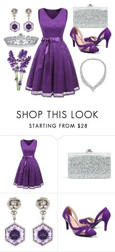 """""""Fit For A Queen"""" by chalotteleah on Polyvore featuring Ashlyn'd, Katherine Jetter and Bling Jewelry"""