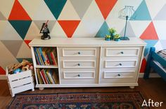 A Tale of Two Dressers: An Incredible Double Dresser IKEA Hack » Curbly   DIY Design Community