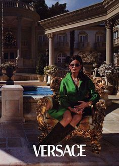 Versace   Fall 2001