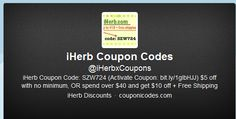 https://twitter.com/iHerbxCoupons - new iherb coupon codes  Come check out our website. https://www.facebook.com/bestfiver/posts/1424353001111004
