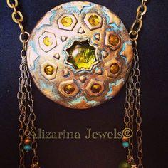 MEXUAR'S  Star  .  The Alhambra's Jewel    by AlizarinaJewels