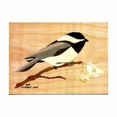 Chickadee kit from highlandwoodworking.com, $26.99
