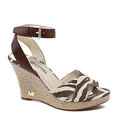 MICHAEL Michael Kors Kami Espadrille Sandals #Dillards