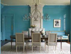Paint Your Walls Blue