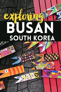 Exploring Busan, South Korea