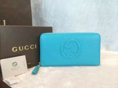 Gucci 308004 Soho Leather Zip Around Wallet Paon ] : Real Bag Sale Gucci Bags Outlet, Designer Bags For Less, Gucci Wallet, Gucci Handbags, Harrods, Bag Sale, Hobo Bag, Kylie Jenner, Continental Wallet