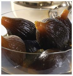 Green Fig Preserve recipe
