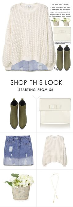 """""""i love you all ♡ ♡ ♡"""" by exco ❤ liked on Polyvore featuring Marni, MANGO, clean, organized, yoins, yoinscollection and loveyoins"""