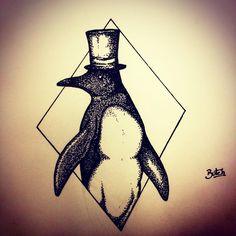 cool Top 100 penguin tattoo - http://4develop.com.ua/top-100-penguin-tattoo/