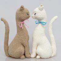 Cat Princess Amigurumi/Crochet Pattern - via @Craftsy