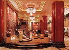 Shangri-la's China World Hotel - Beijing #HotelDirect info: HotelDirect.com