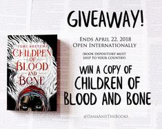 I can't stop raving about Children of Blood and Bone! I was so worried that it would fall flat after so many other bloggers gave it five star reviews, but it lived up to the hype. And I want …