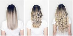 Here's Every Last Bit of Balayage Blonde Hair Color Inspiration You Need. balayage is a freehand painting technique, usually focusing on the top layer of hair, resulting in a more natural and dimensional approach to highlighting. Balayage Hair Brunette Short, Balayage Hair Caramel, Ombre Blond, Hair Color Highlights, Hair Color Balayage, Balayage Highlights, Reverse Balayage, Guy Tang, Jessica Alba Long Bob