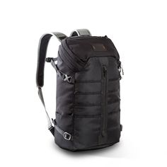 Versatile and durable were the requirements for this backpack. It had to be adaptable enough to take fishing, mountain biking, hiking, and commuting. It had to be tough enough to hold up to everyday d