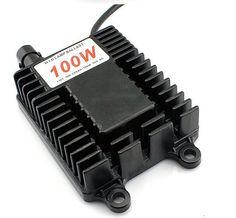 1 pcs 12V 100w ac xenon ballast Waterproof AC Xenon hid ballast 100W for cars trucks vans high quality