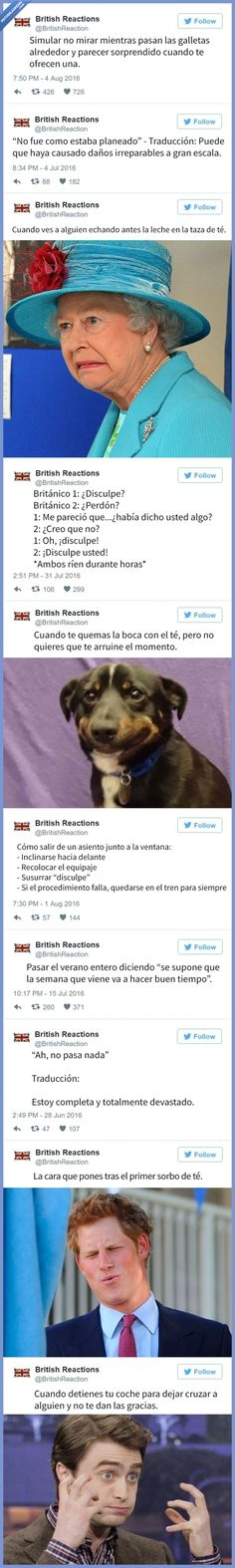 14 Divertidos y certeros tuits que resumen lo que es ser británico   Gracias a http://www.vistoenlasredes.com/   Si quieres leer la noticia completa visita: http://www.estoy-aburrido.com/14-divertidos-y-certeros-tuits-que-resumen-lo-que-es-ser-britanico/