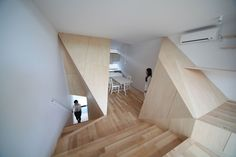 New Kyoto Town House - Picture gallery #architecture #interiordesign #wood