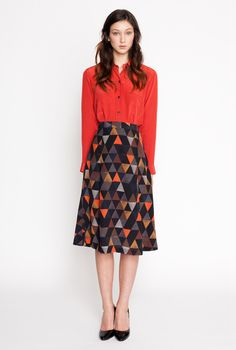 oh i would love to have this skirt … and although i live in fashion-land belgium, this is only available is australia as far as i can see