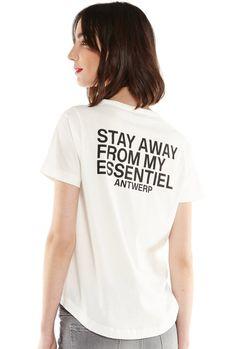Kray T-Shirt model image