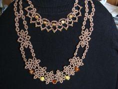 Два мои ожерелья