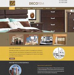 le nouveau site de decotem.net