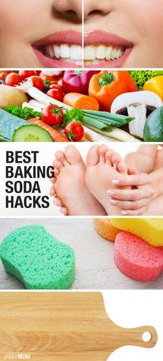 Click here to see how baking soda can be used for more than baking!